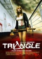 Triangle - Swedish Movie Poster (xs thumbnail)