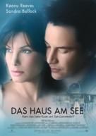 The Lake House - German Movie Poster (xs thumbnail)