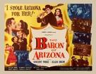 The Baron of Arizona - Movie Poster (xs thumbnail)