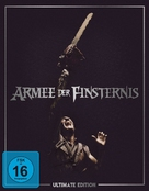 Army Of Darkness - German DVD movie cover (xs thumbnail)