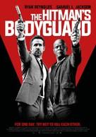 The Hitman's Bodyguard - Dutch Movie Poster (xs thumbnail)