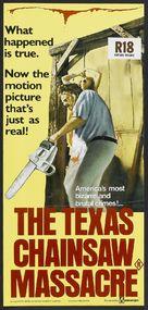 The Texas Chain Saw Massacre - Australian Movie Poster (xs thumbnail)