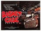Basket Case - British Movie Poster (xs thumbnail)
