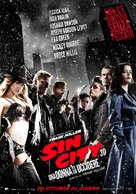 Sin City: A Dame to Kill For - Italian Movie Poster (xs thumbnail)