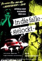Délit de fuite - German Movie Poster (xs thumbnail)