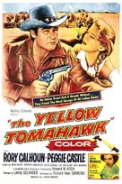 The Yellow Tomahawk - Movie Poster (xs thumbnail)