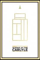 Always at The Carlyle - Movie Cover (xs thumbnail)