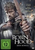 Robin Hood The Rebellion - German Movie Cover (xs thumbnail)