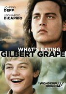 What's Eating Gilbert Grape - DVD movie cover (xs thumbnail)