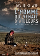 The Man Who Fell to Earth - French Movie Poster (xs thumbnail)