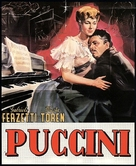 Puccini - Italian Movie Poster (xs thumbnail)