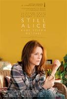 Still Alice - Greek Movie Poster (xs thumbnail)
