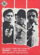 Le clan des Siciliens - Spanish Movie Poster (xs thumbnail)
