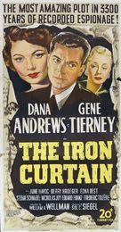 The Iron Curtain - Movie Poster (xs thumbnail)