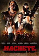 Machete - Movie Cover (xs thumbnail)