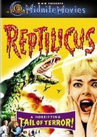 Reptilicus - DVD cover (xs thumbnail)