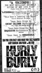 Hurlyburly - poster (xs thumbnail)