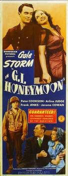 G.I. Honeymoon - Movie Poster (xs thumbnail)