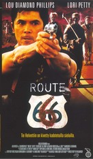 Route 666 - Finnish VHS movie cover (xs thumbnail)