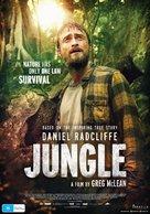 Jungle - Australian Movie Poster (xs thumbnail)