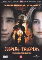 Jeepers Creepers - Dutch DVD movie cover (xs thumbnail)