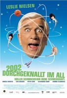 2001: A Space Travesty - German Movie Poster (xs thumbnail)