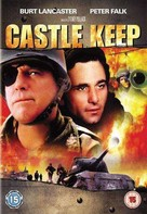 Castle Keep - British DVD movie cover (xs thumbnail)