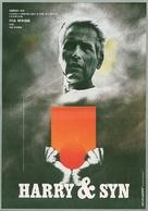 Harry & Son - Czech Movie Poster (xs thumbnail)