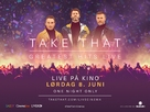 Take That - Greatest Hits Live (Concert) - Norwegian Movie Poster (xs thumbnail)