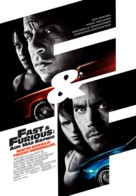 Fast & Furious - Spanish Movie Poster (xs thumbnail)