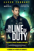 Line of Duty - British Movie Poster (xs thumbnail)