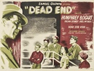 Dead End - British Movie Poster (xs thumbnail)