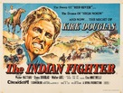 The Indian Fighter - British Movie Poster (xs thumbnail)