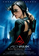 Æon Flux - German Movie Poster (xs thumbnail)
