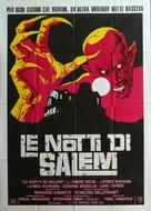 Salem - Italian Movie Poster (xs thumbnail)
