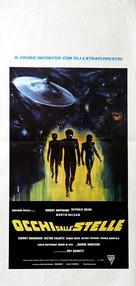 Occhi dalle stelle - Italian Movie Poster (xs thumbnail)