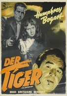 The Enforcer - German Movie Poster (xs thumbnail)