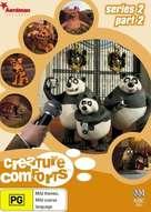 """Creature Comforts"" - Australian DVD cover (xs thumbnail)"