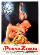 La fille à la fourrure - Italian Movie Poster (xs thumbnail)