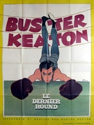Battling Butler - French Movie Poster (xs thumbnail)