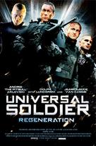 Universal Soldier: Regeneration - Movie Poster (xs thumbnail)