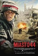 Miasto 44 - Polish Movie Poster (xs thumbnail)