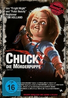 Child's Play - German DVD cover (xs thumbnail)