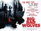 Big Bad Wolves - British Movie Poster (xs thumbnail)