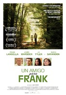 Robot & Frank - Spanish Movie Poster (xs thumbnail)