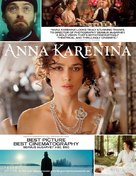 Anna Karenina - For your consideration movie poster (xs thumbnail)