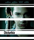 Disturbia - Movie Cover (xs thumbnail)