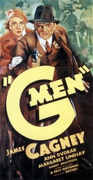 'G' Men - Theatrical movie poster (xs thumbnail)