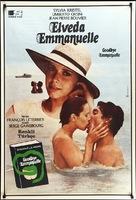 Good-bye, Emmanuelle - Turkish Movie Poster (xs thumbnail)