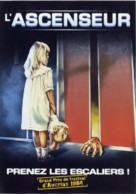De lift - French DVD cover (xs thumbnail)